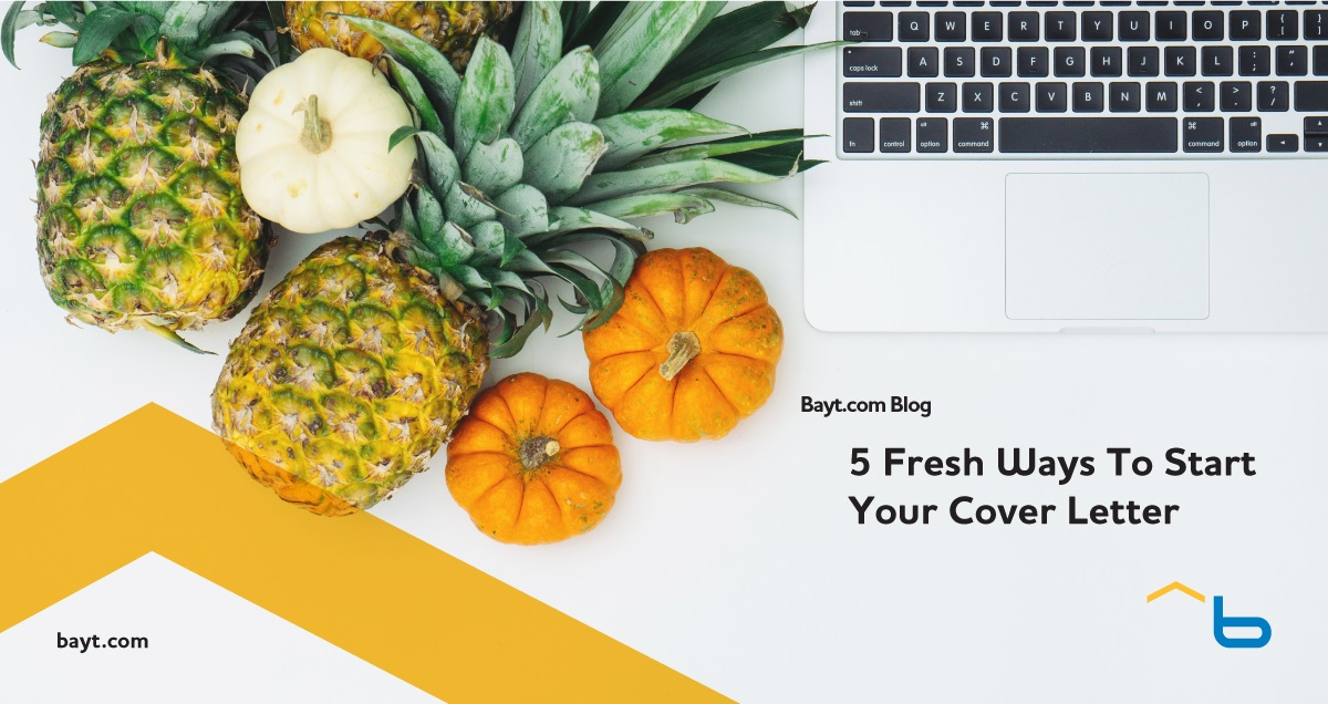 5 Fresh Ways to Start Your Cover Letter
