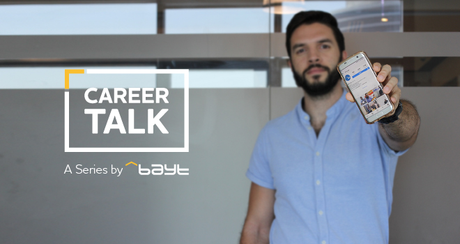 Career Talk Episode 14: The Power Is in Your Hands!