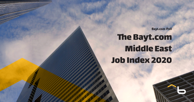 The Bayt.com Middle East Job Index Survey 鈥� September 2020