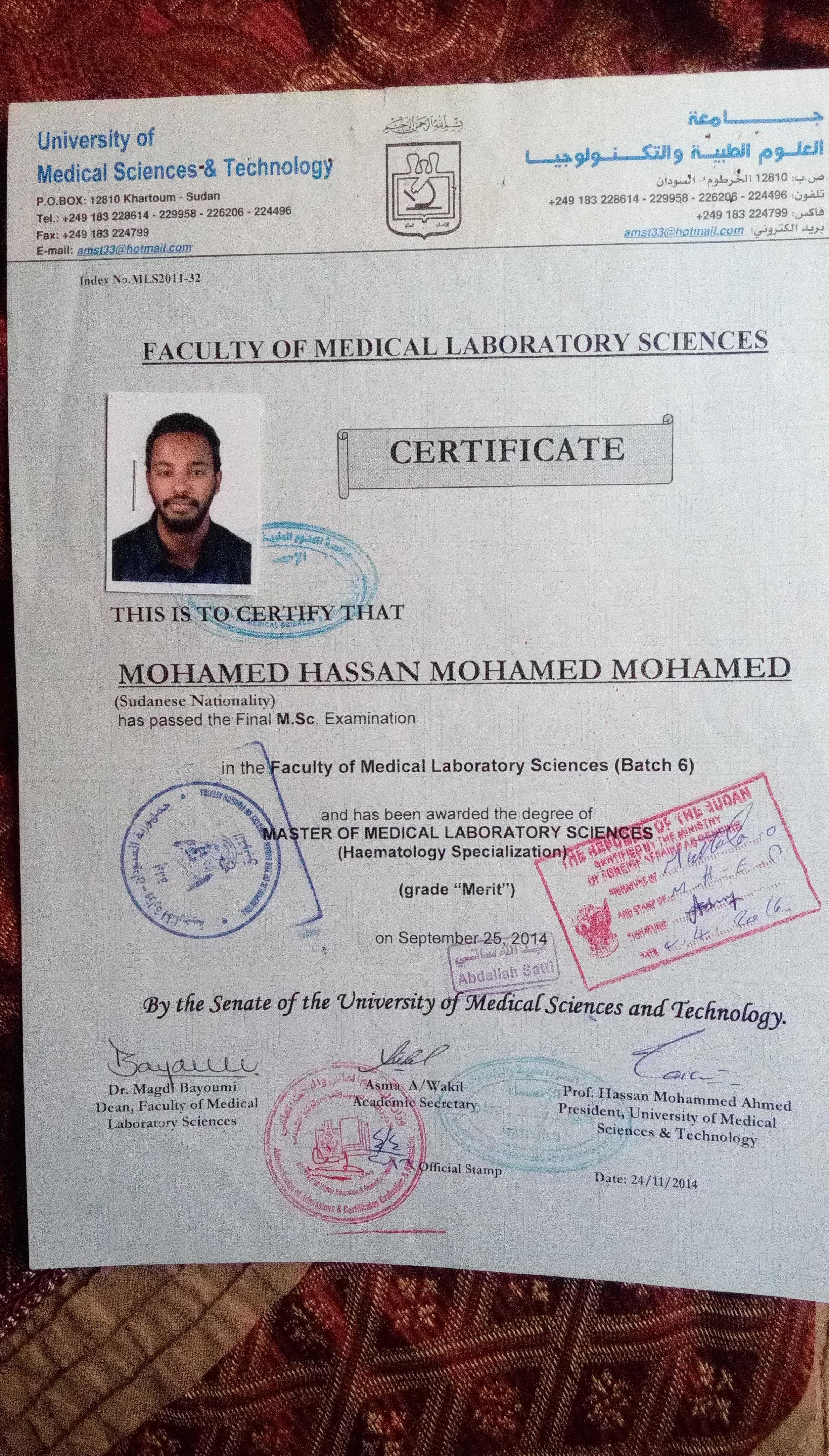 Mohamed Hassan Mohamed - Bayt.com