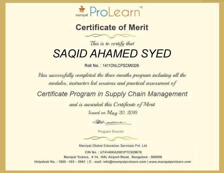 Sadiq Ahamed Syed Bayt