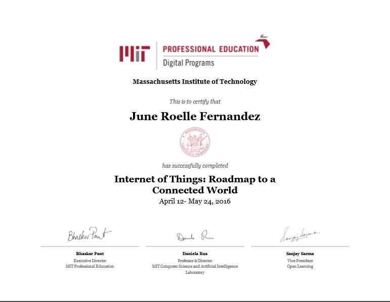 Mit Executive Education Certificate - Best Education 2018