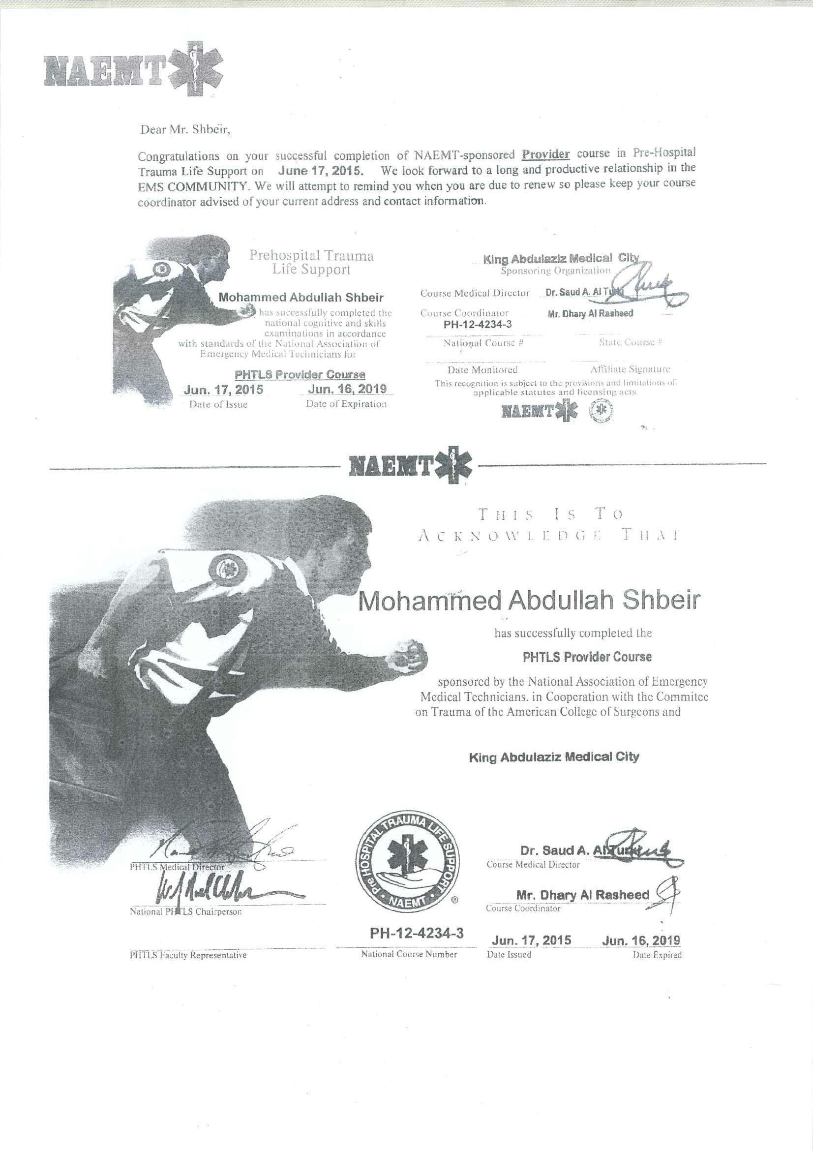 Mohammed Abdullah Shbeir Bayt