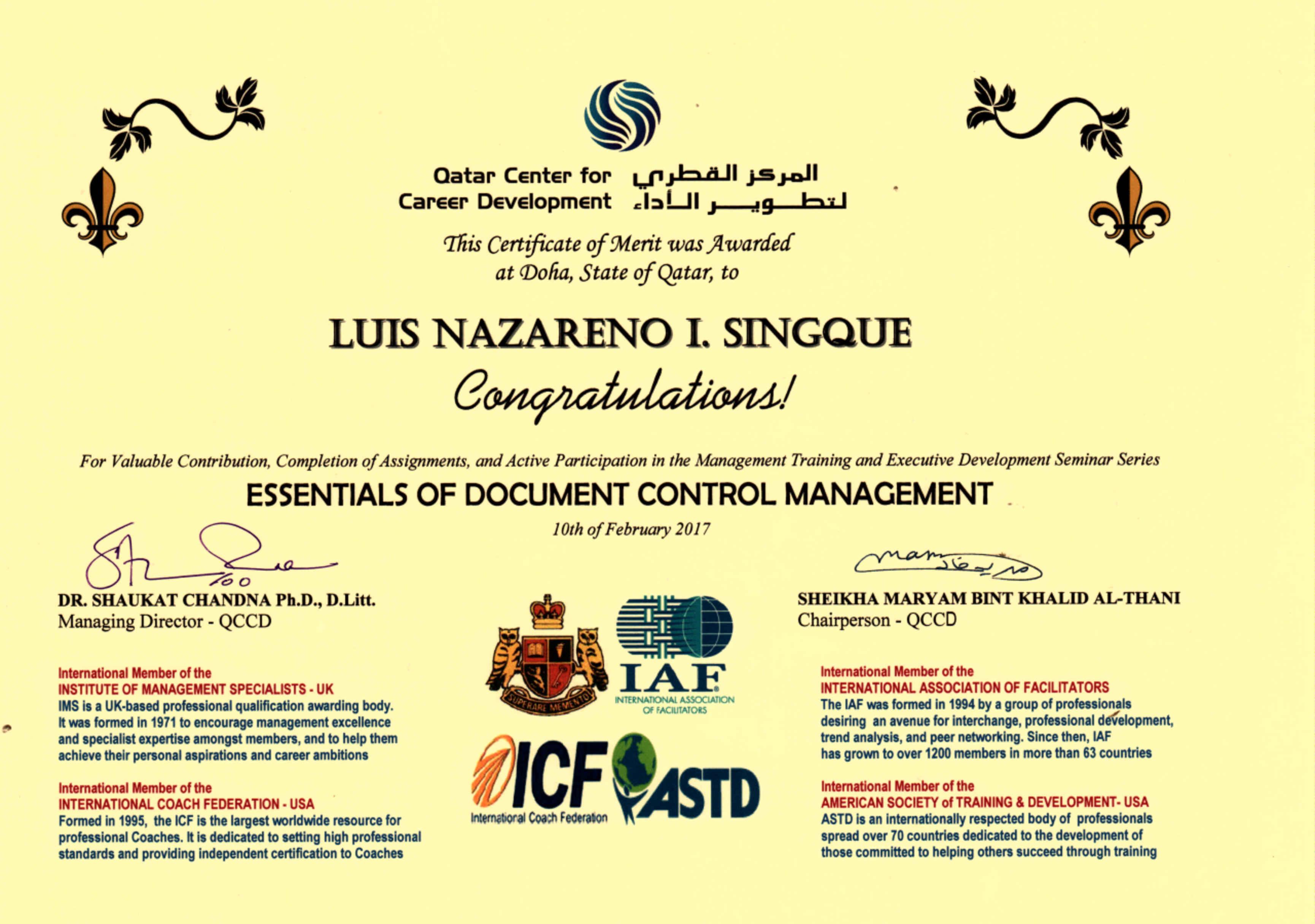 Luis Nazareno Singque Bayt