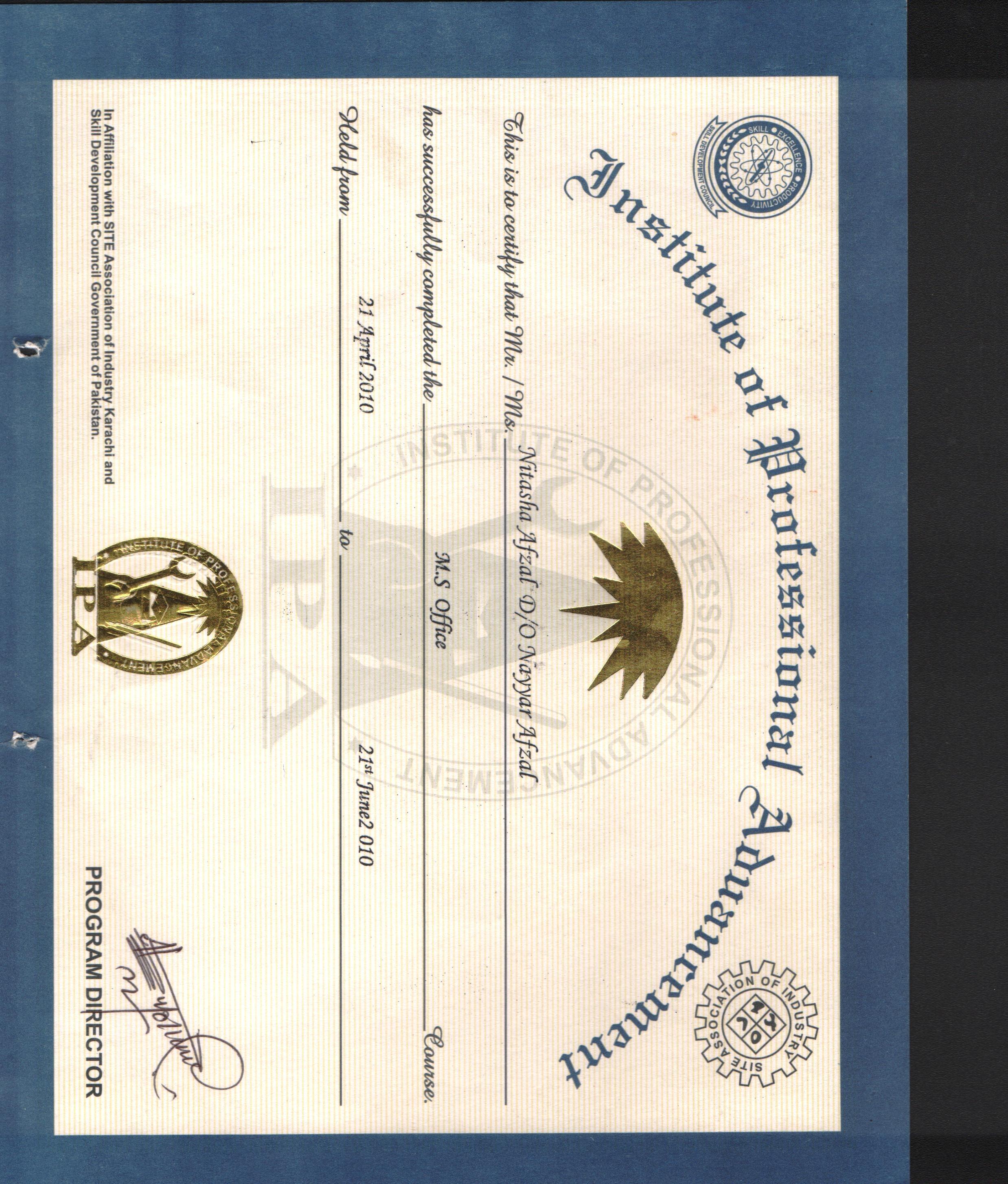 Ms Office Certifications Terimarieharrison Best Resume