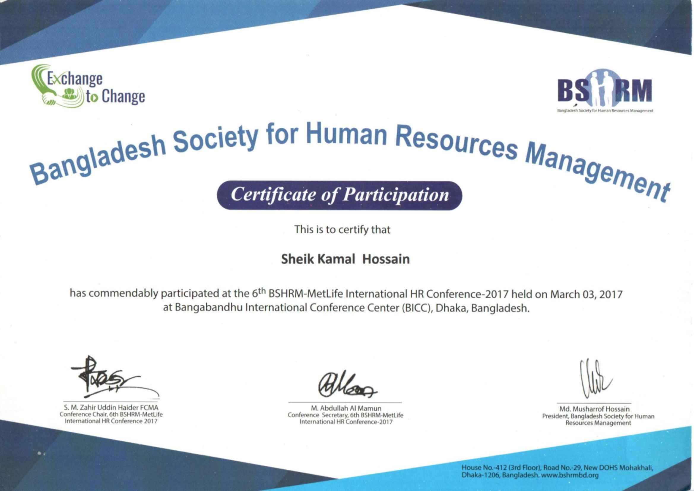 Bangladesh Institute Of Management Bim Post Graduation