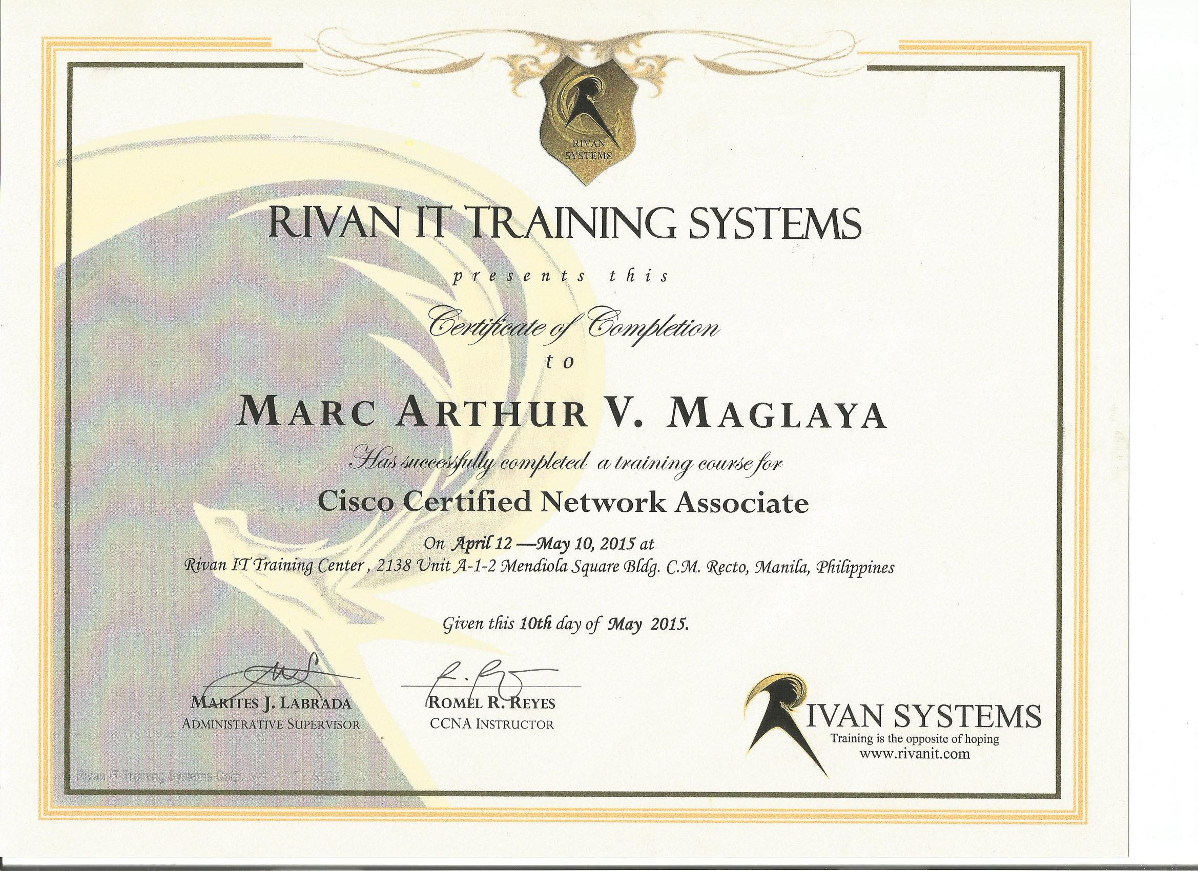 Marc Arthur Maglaya Bayt