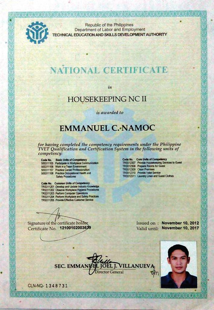 Emmanuel Namoc Bayt Com