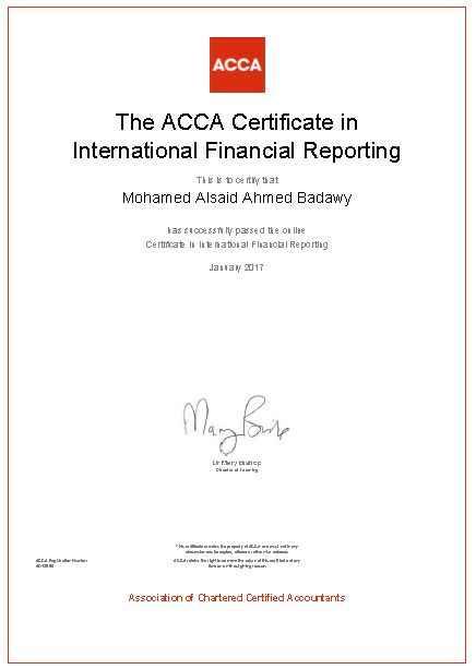 Mohamed Alsaid Badawy CIA CCSA CRMA CertIFR - Bayt.com