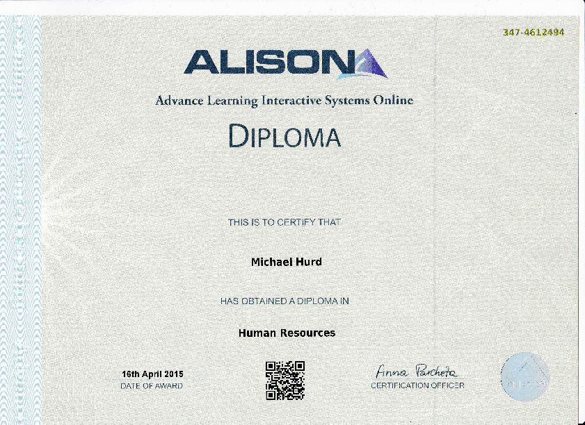All About Hr Certificate Human Resource Management Udemy Www