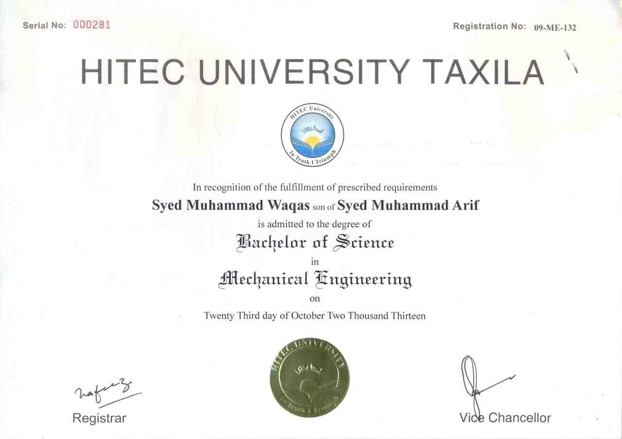 Syed Muhammad Waqas Bayt Com
