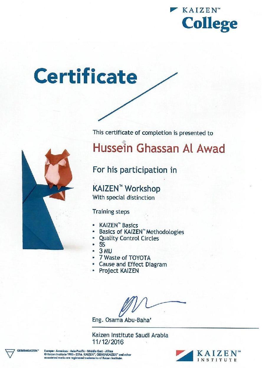 Hussein Al Awad - Bayt.com