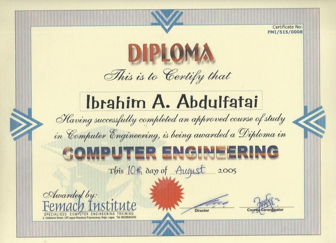 Abdulfatai Ibrahim Bayt