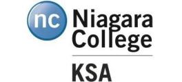 Niagara College KSA - NC KSA logo