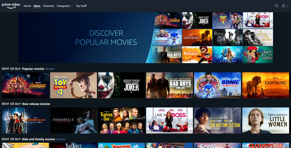 How Much Does It Cost To Develop An App Like Amazon Prime Video Bayt Com Specialties