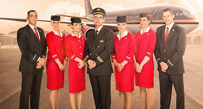 careers at royal jordanian